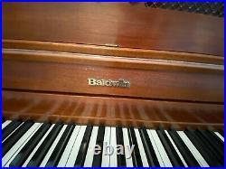 Beautiful Baldwin 4026 Acrosonic Console Upright Piano