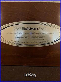 Beautiful Baldwin Acrosonic Upright Piano 2000