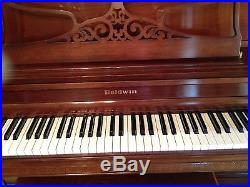 Beautiful Baldwin Upright Piano Hamilton Limited Edition