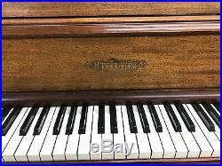 Beautiful Chickering Upright Piano