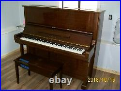 Beautiful Mahogany Yamaha U3 UPRIGHT PIANO