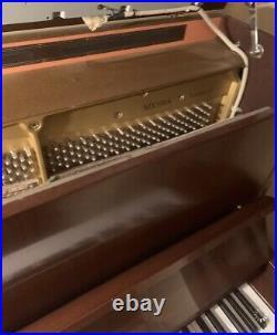 Beautiful Yamaha Disklavier MX-100A Player Piano