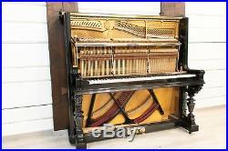 Berdux 150 unglaubliches, einzigartiges Konzertklavier Repetitionsmechanik