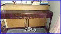 Betsy Ross Spinet Piano