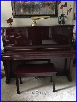 Boston Upright Piano, 88 keys UP-126E/Model 138517