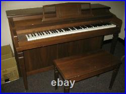 Cable Upright Console Piano, very good condition