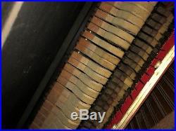 Capen Mahogany Victorian Upright Piano