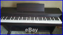 Casio 88-Key AP-25 Electric Piano upright