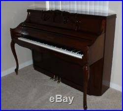 Charles Walter Upright Queen Anne in Cherry Hand Built Ship or Pick up