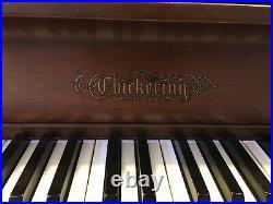 Chickering 1970 Upright Piano