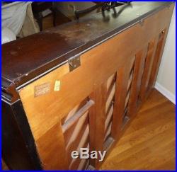 Chickering Aeolian Console Upright Piano