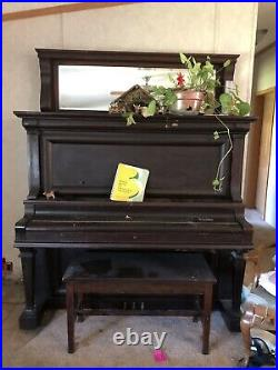 Collectible Antique Piano By Lester Piano of Philadelphia