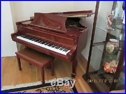 Conservatory Grand Piano