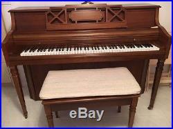 Console Wurlitzer Piano