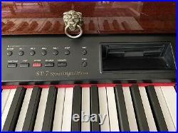 Digital Upright Piano