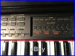 Digital piano 88 keys Technica upright #305