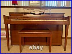 Elbridge Upright Piano