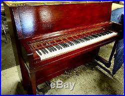 Everett Studio Upright Piano