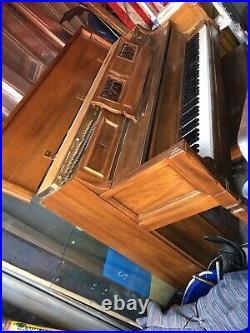 Everett upright piano PICK UP TULSA OKLAHOMA ONLY