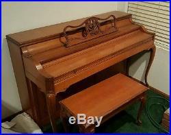 Everett vertical piano