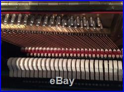 Excellent Condition 1997 Steinway & Sons K52 52 Upright Piano