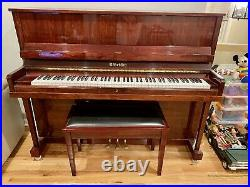 Excellent Condition Upright Piano PICKUP ONLY