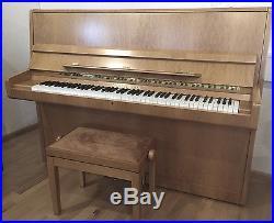 Förster-Klavier 116D in Erle