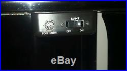 Gorgeous Glossy Black Yamaha Mx100-2 Disclavier Upright Piano