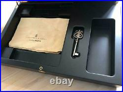 Genuine Steinway & Sons Crown Piano Jewel Collection Box With Key