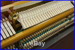 George Steck Professional 52 Upright Piano
