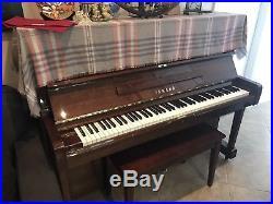 Gorgeous Yamaha U1 48 Professional Upright Piano