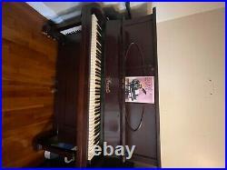 Grand Piano Mozart Upright