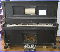 Grinnell Brothers Player Piano (1921)