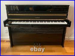 Grotrian upright piano 2018