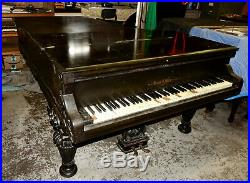 Henry F. Miller 7' Grand Piano