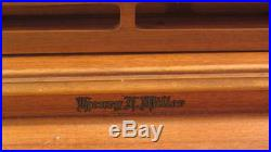 Henry F. Miller Upright Piano
