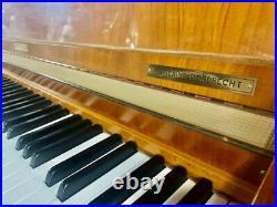 Incredible Schimmel Capriccio upright piano
