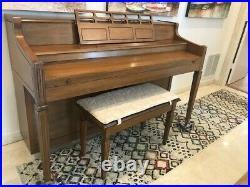 Janssen Upright Piano
