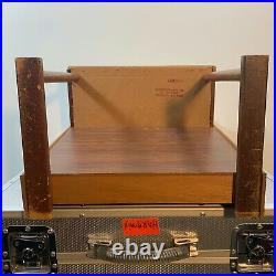 Jaymar Electric Circuit Bent Modded 25 Key Toy Piano Keyboard 1960's Upright