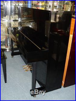 Kawai Black Upright Piano