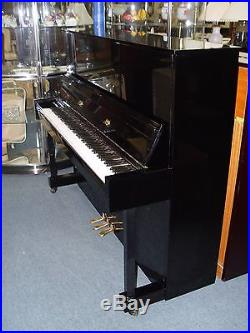 Kawai Black Upright Piano (cx-21d)with A Bench