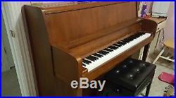 Kawai Ust7 Pro Studio Upright Piano