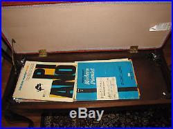 Kimball Upright Piano & Bench
