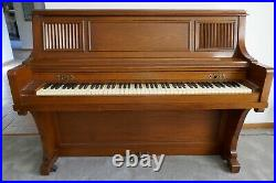 KOHLER & CAMPBELL 44 Inch Upright Piano With Bench Local Pickup