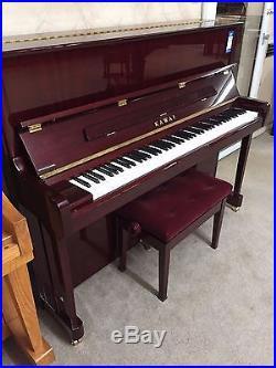 Kawai 48 professional upright piano adjustable bench for Yamaha white piano bench