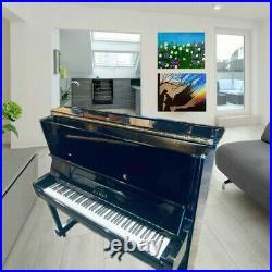 Kawai 48 Upright piano, Black high Gloss, Cheapo Price