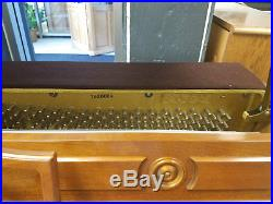 Kawai 804F Console Piano Designer Walnut