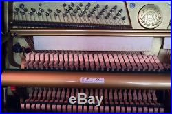 Kawai Black Ebony Upright Piano BS 1A from 1993, original owner
