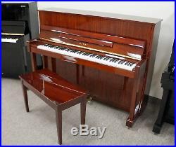 Kawai Upright Pianos For Sale Ebay >> Kawai Cx5h Upright Piano Mahogany Polish