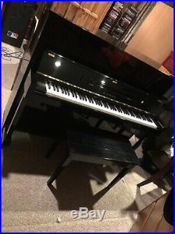 Kawai CX-21D Ebony Finish 48 Upright Piano